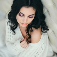 Причёска и макияж Екатерина Гуляева  Фотограф Владимир Гуляев