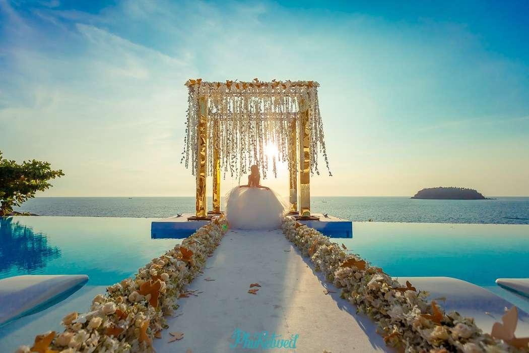 Фото 11632924 в коллекции Портфолио - Организация свадебных церемоний и фотосессий Phuketwed