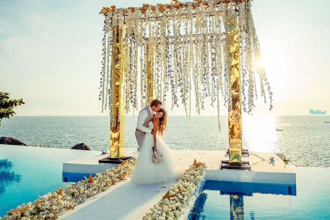 Фото 11632928 в коллекции Портфолио - Организация свадебных церемоний и фотосессий Phuketwed