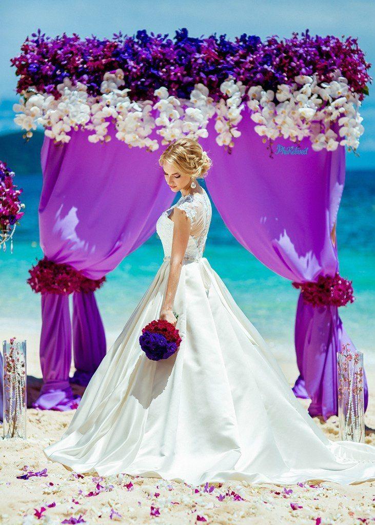 Фото 11632932 в коллекции Портфолио - Организация свадебных церемоний и фотосессий Phuketwed