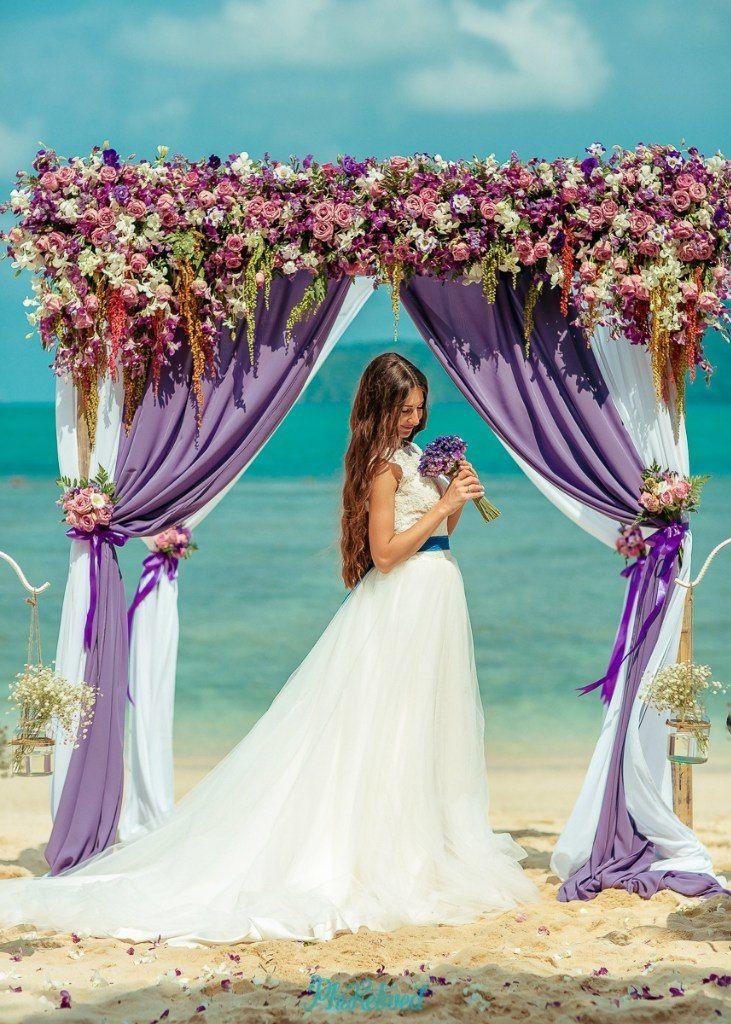 Фото 11632956 в коллекции Портфолио - Организация свадебных церемоний и фотосессий Phuketwed