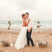 Свадьба в Испании Фотограф, визажист, hair-стилист на Коста-Бланка