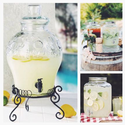 Аренда лимонадника - 8 литров