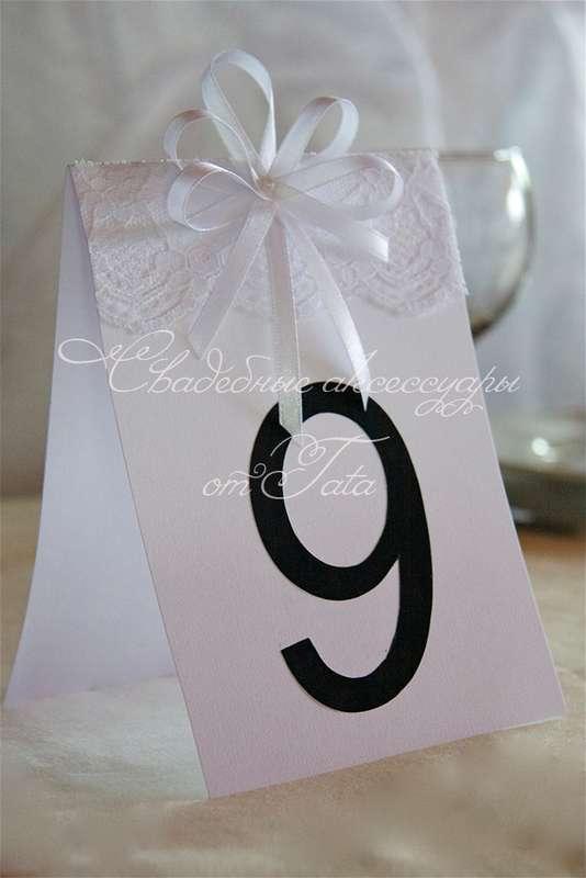 Фото 641663 в коллекции Всё для рассадки гостей - Свадебные аксессуары от Tata