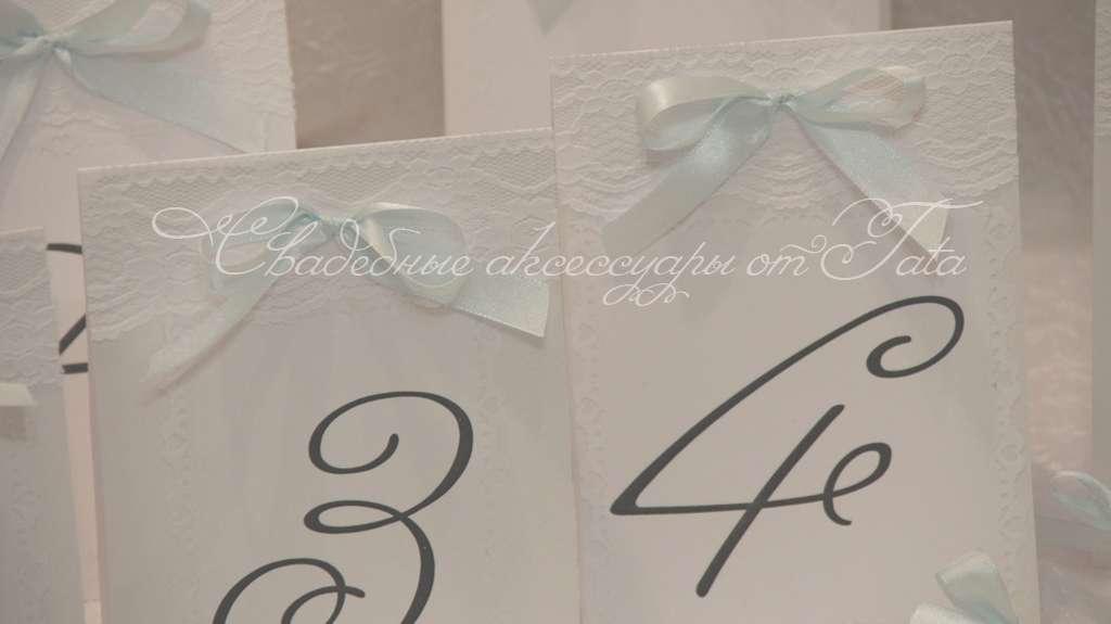 Фото 641675 в коллекции Всё для рассадки гостей - Свадебные аксессуары от Tata