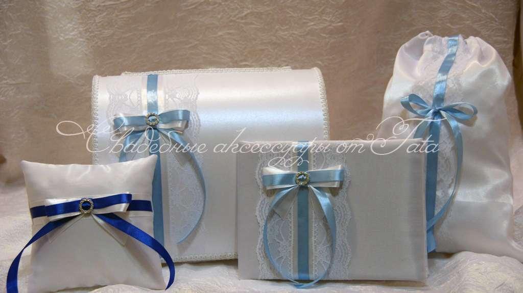 Фото 641763 в коллекции Свадебные комплекты - Свадебные аксессуары от Tata