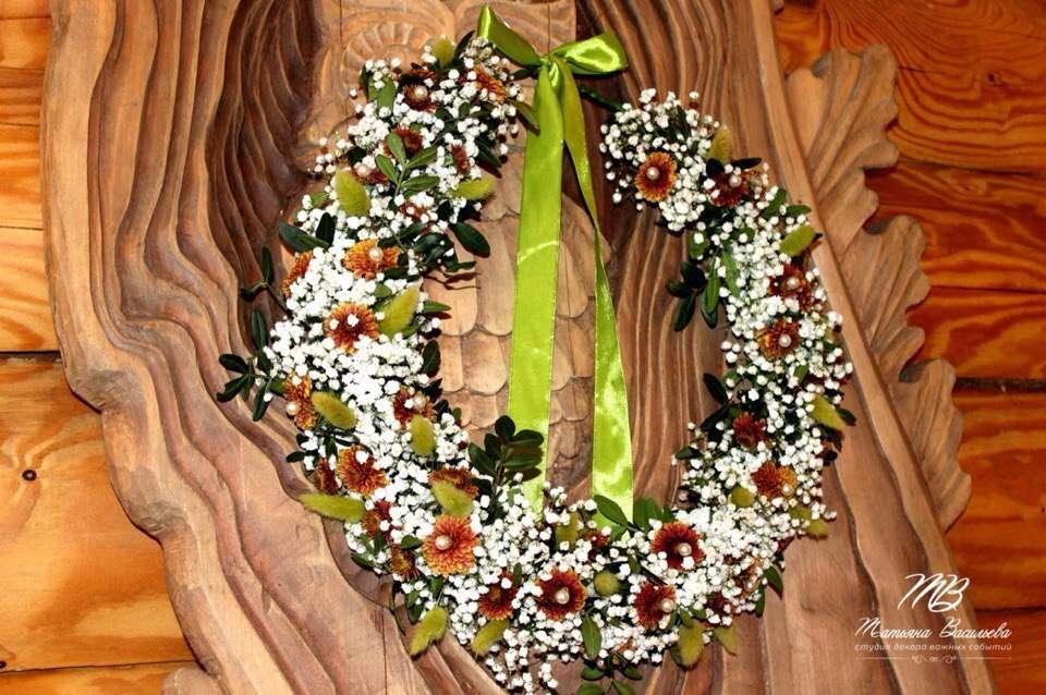 """Фото 7663814 в коллекции Свадебный декор - Банкет-Холл """"LOFT"""""""