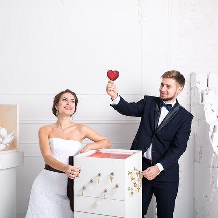 Выкуп туфельки невесты на банкете