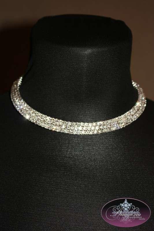 """Ожерелье / Цена 450 руб - фото 7694336 Свадебный салон """"Диадема"""""""