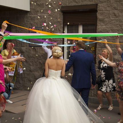 Проведение свадебного банкета