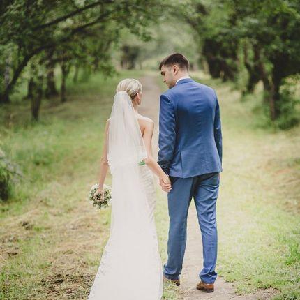 Сьемка свадебного дня до Первого танца