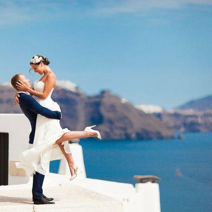 Свадебное путешествие на яхте. в Греции