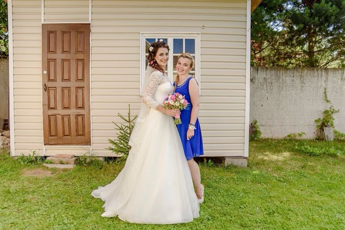 Две мои невесты! Оксана2015 и Екатерина2013