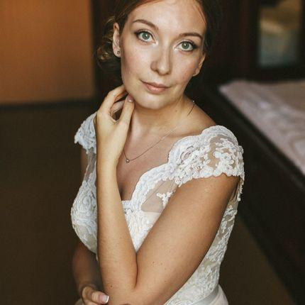 Макияж невесты или вечерний макияж