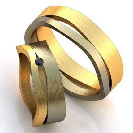 Матовые парные кольца