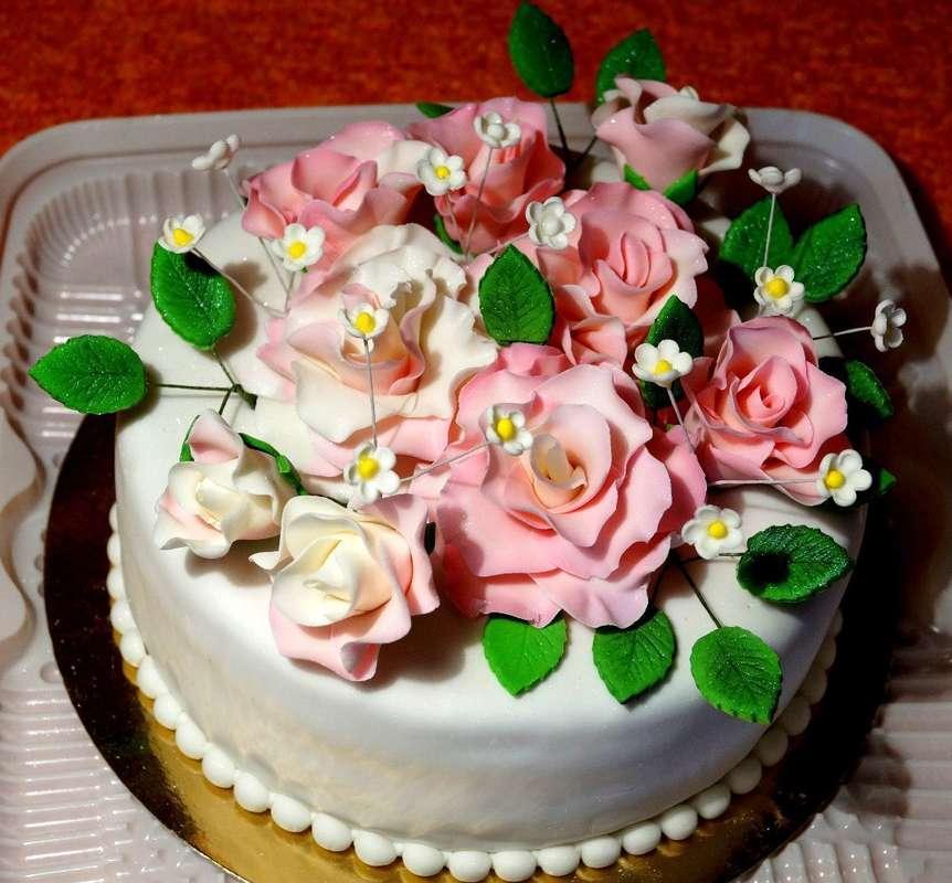 Фото 7872252 в коллекции Мои работы - Домашние торты  от Анны Лебедевой