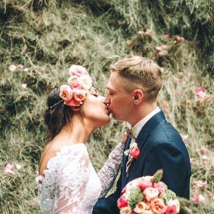 Свадебный день, 10 часов съёмки