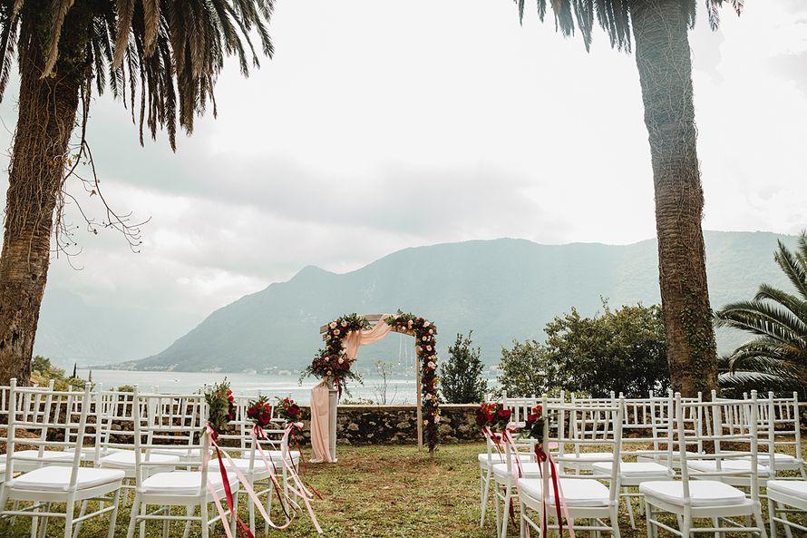 Фото 17361354 в коллекции Сочная свадьба Маши и Влада - L`Atmosfer - декор мероприятий