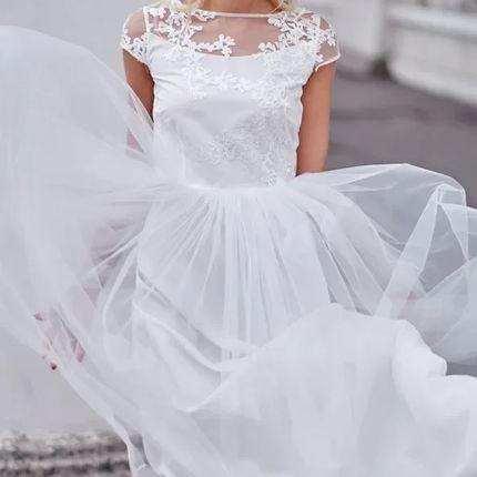 """Платье """"Мерцающие цветы"""""""