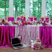 Хотите чтобы ваша свадьба запомнилась как самая красивая? Мы поможем воплотить все ваши идеи, продумаем каждую деталь свадьбы и создадим неповторимую красивую атмосферу, которая надолго запомнится вам и вашим гостям! Наши цены вас приятно удивят! Оформлен
