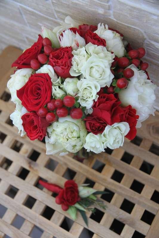 Фото 7939098 в коллекции Свадебная флористика - Цветочная мастерская Friends and Flowers