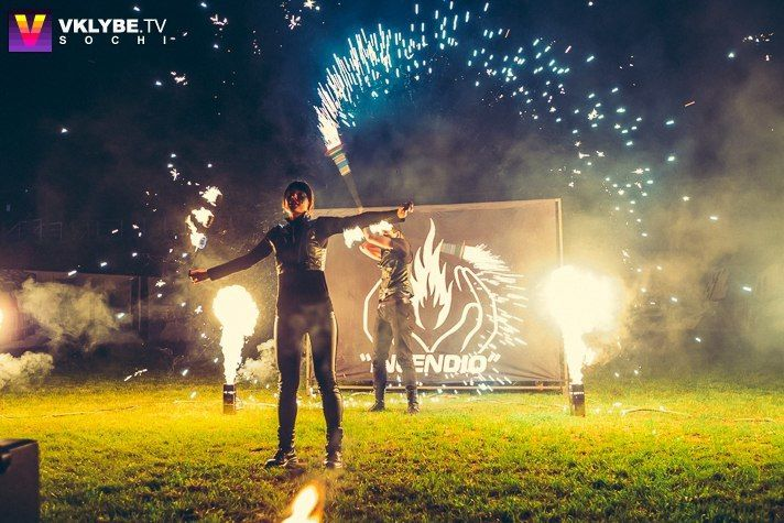 """Фото 7950718 в коллекции Огненно-пиротехническое шоу - Огненное и пиротехническое шоу """"Incendio"""""""