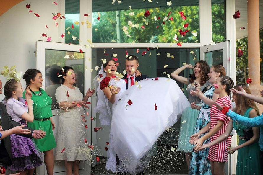 восхитительные Антон и Евгения, счастья вам! - фото 9372492 Фотограф Вячеслав Титов