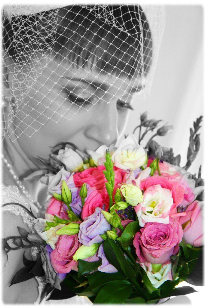 Фото 8006780 в коллекции Невесты - Визажист-стилист Ирина Казённова