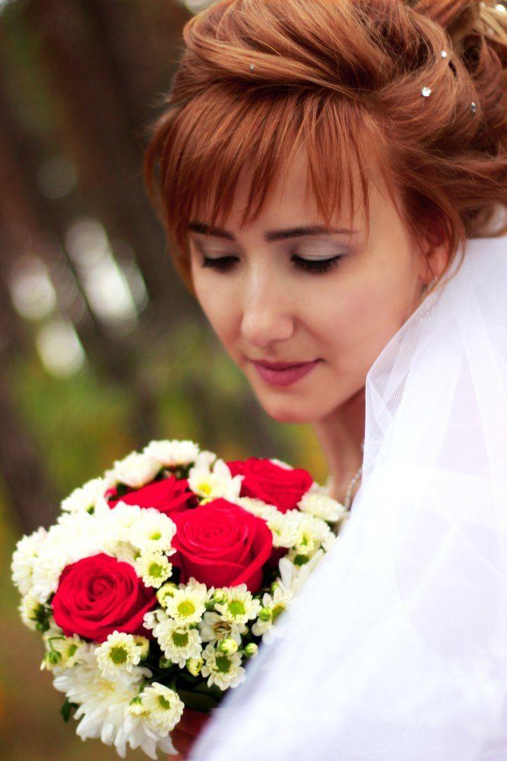 Фото 8006814 в коллекции Невесты - Визажист-стилист Ирина Казённова