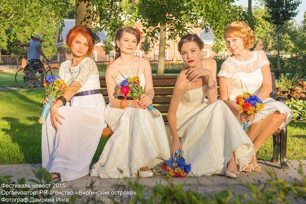 """Фото 8007498 в коллекции Фотопроект """"Сбежавшие невесты"""" - Визажист-стилист Ирина Казённова"""
