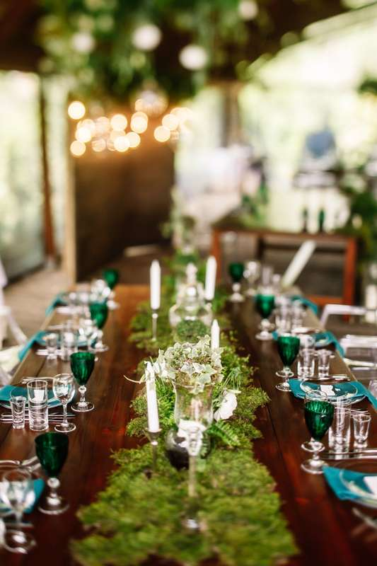 """Фото 15697624 в коллекции Свадьба 50 оттенков зеленого - """"Важный день"""" - декор и флористика"""