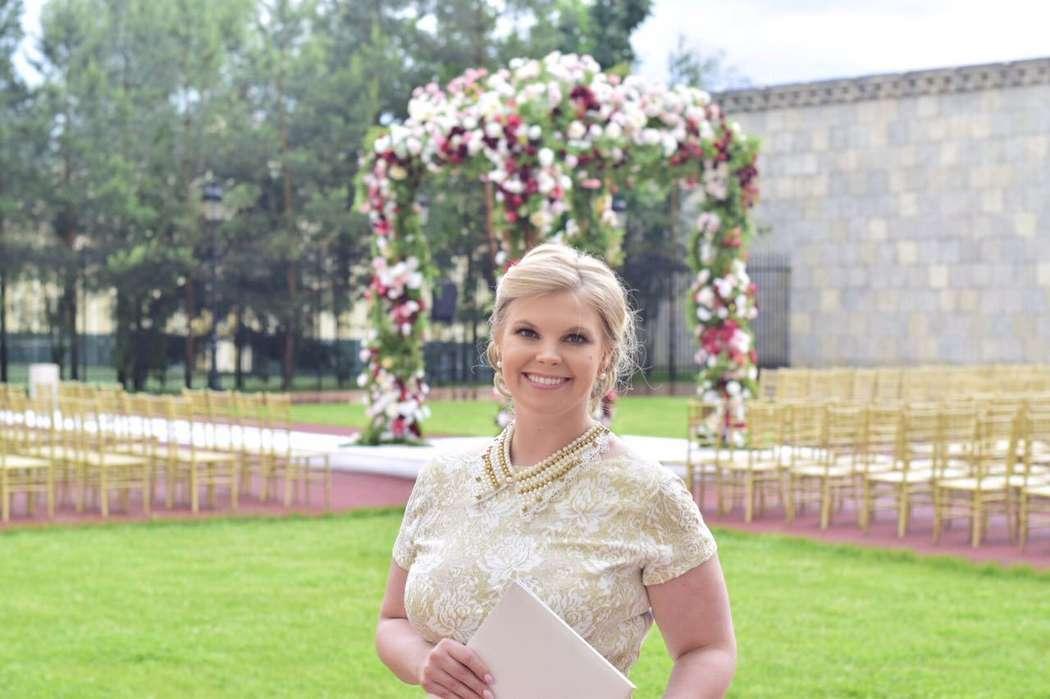 Фото 11009436 в коллекции Свадебный регистратор - Регистратор Злата Чугунова