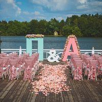 Флористика и декор:  Serge Vasin   |   Floral Studio Организация свадьбы:  Bmwedding Фотограф: Татьяна Горн