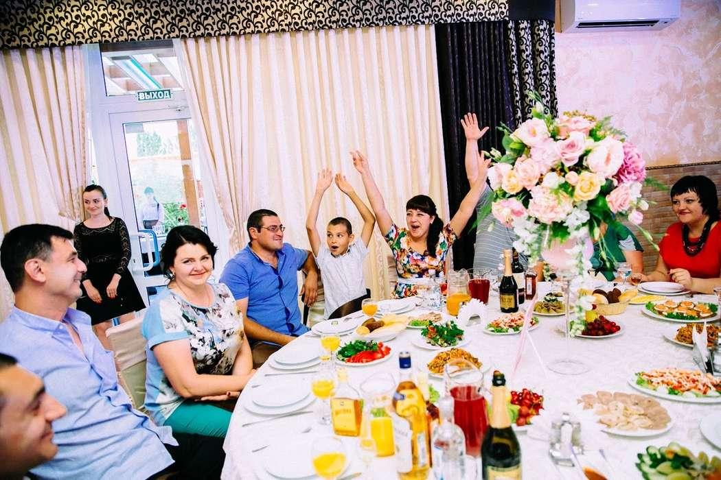 Фото 11650748 в коллекции Свадебный прием Сергея и Инги - Организатор Ксения Люблю