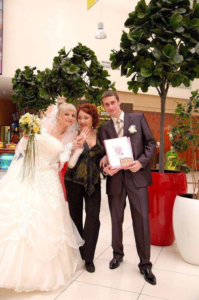 """Фото 993795 в коллекции Мои фотографии - Свадебная компания """"Привычка женить"""""""