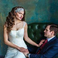Свадебная фотосессия Полины и Димы