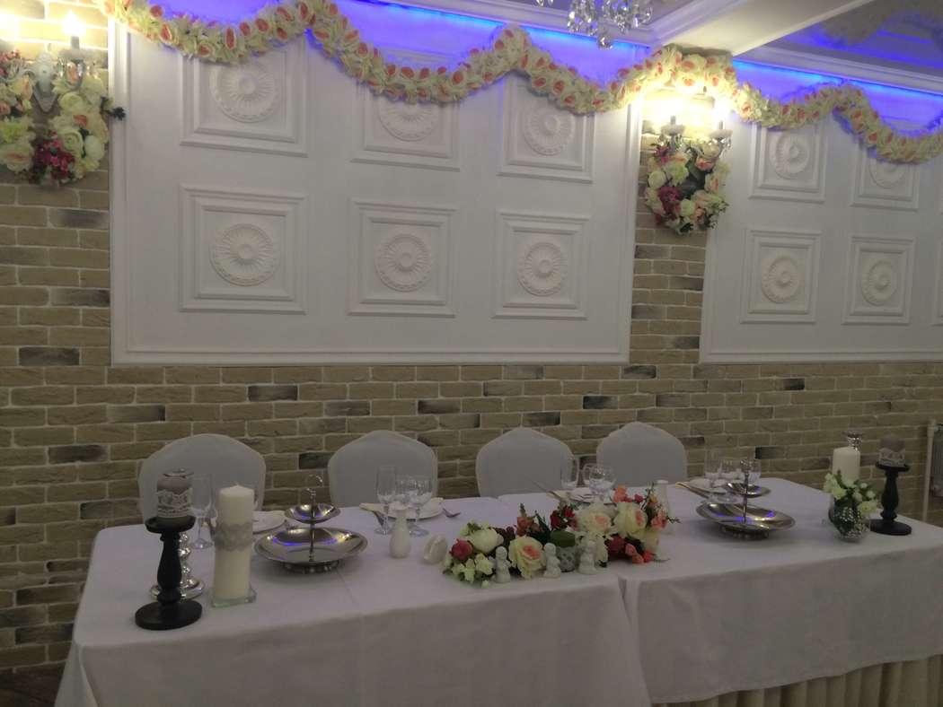 Аренда зала включает элементы декора - фото 8149146 Gosti Banket hall