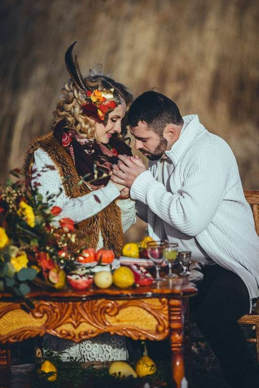 Фото 8163806 в коллекции Свадьба Насти и Леши - Фотограф Marina Bon