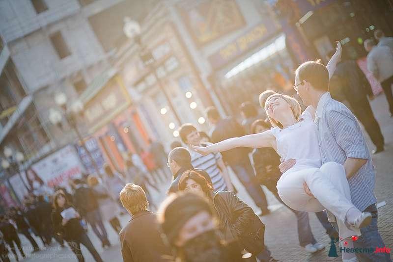 Фото 89402 в коллекции Артем и Оксана - Мастерская свадебной фотографии Елены Кузнецовой