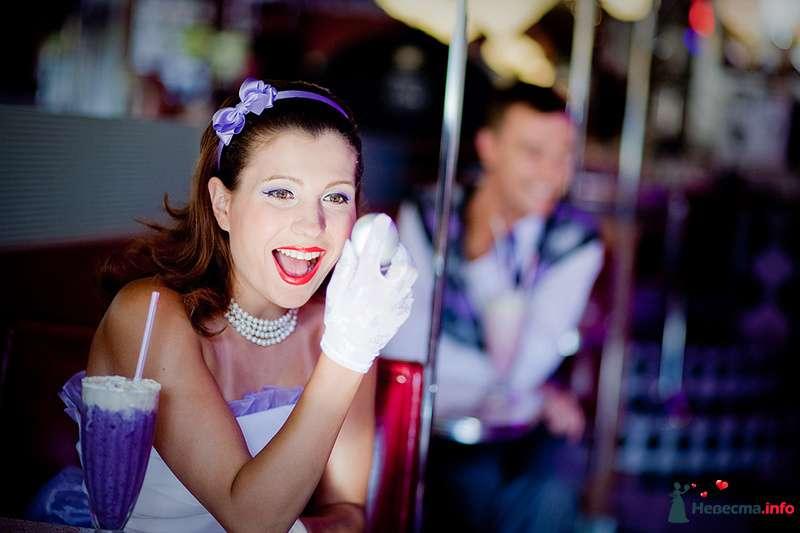 Фото 124632 в коллекции Он, Она и рок&ролл - Мастерская свадебной фотографии Елены Кузнецовой