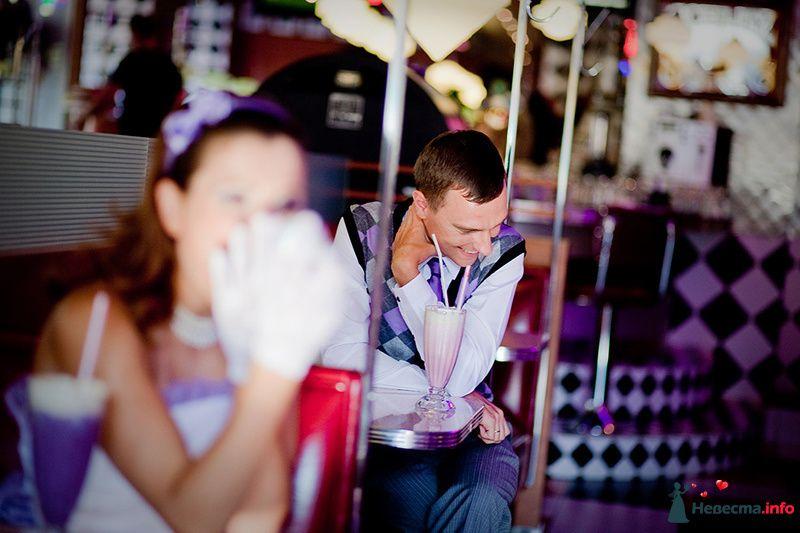 Фото 124633 в коллекции Он, Она и рок&ролл - Мастерская свадебной фотографии Елены Кузнецовой