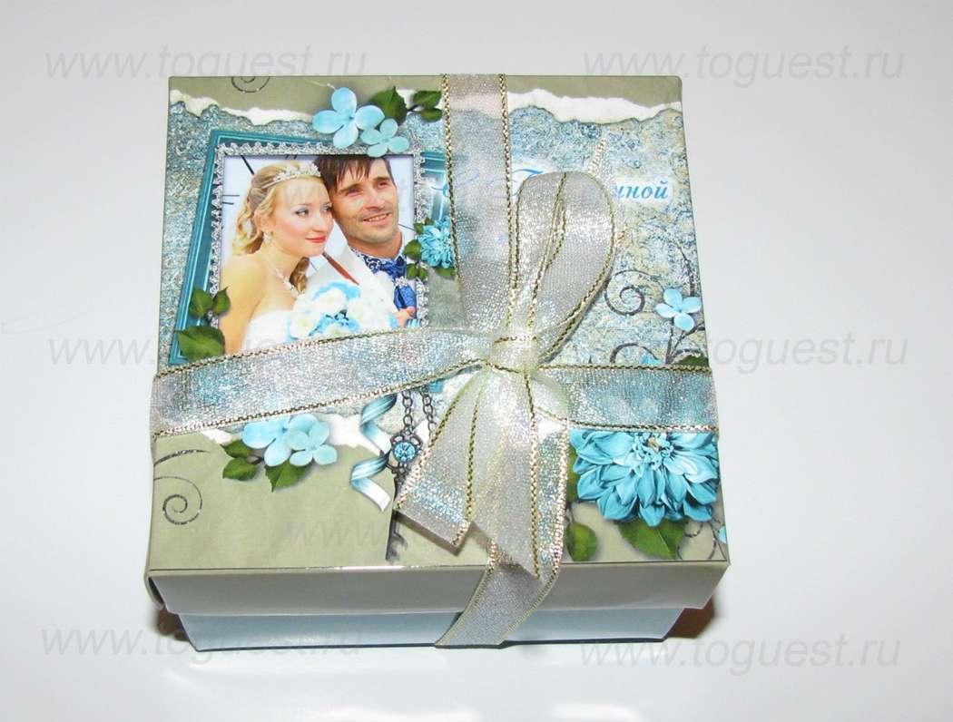 """Шоколадный набор """"Подарок"""" на годовщину свадьбы - фото 16987486 Студия шоколадных аксессуаров ToGuest"""