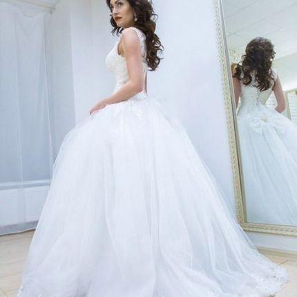 """Свадебное платье """"Орхидея"""""""