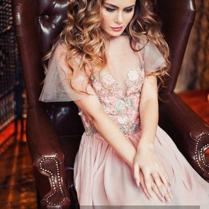 """Свадебное платье """"Крылья ангела"""""""