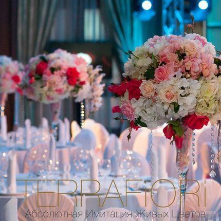 Оформление свадебного торжества под ключ