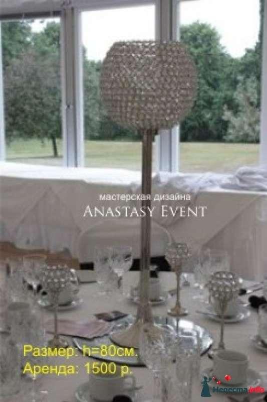 Фото 432928 в коллекции Аренда - Мастерская дизайна Anastasy Event