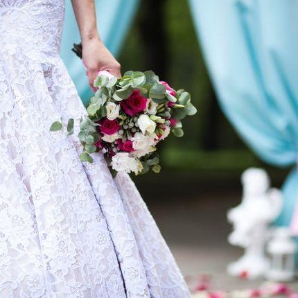 Европейские букеты невест