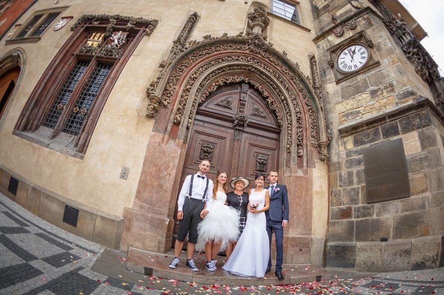 Свадебное вело-путешествие в Прагу - фото 8304968 Организация свадеб - Рая Маринко