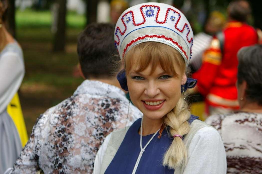 Свадьба в русском стиле - фото 8312456 Ведущая Ольга Сосина