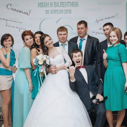 """Проведение свадьбы - пакет """"Свадебная команда"""""""